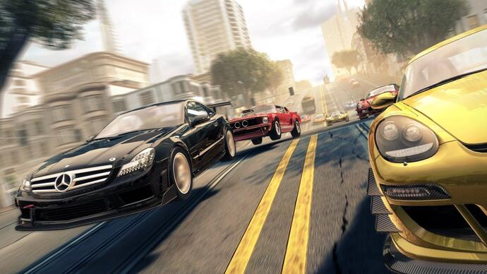 The Crew Xbox One and PlayStation 4 beta release date