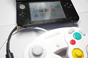 3DS mod adds GameCube controller support