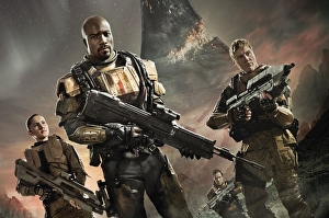 What did Alien director Ridley Scott actually do for Halo: Nightfall?