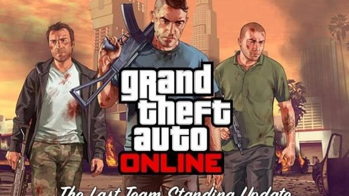 GTA Online adds Last Team Standing update