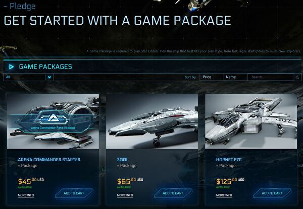 star citizen how to buy insurance