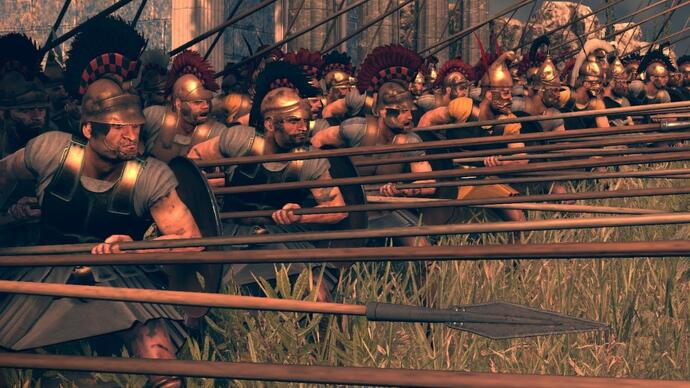 Total War: Rome 2re-review