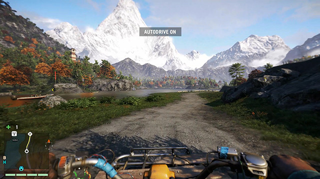 Beehives, Autodrive, Karma and 6 More New Things in Far Cry 4
