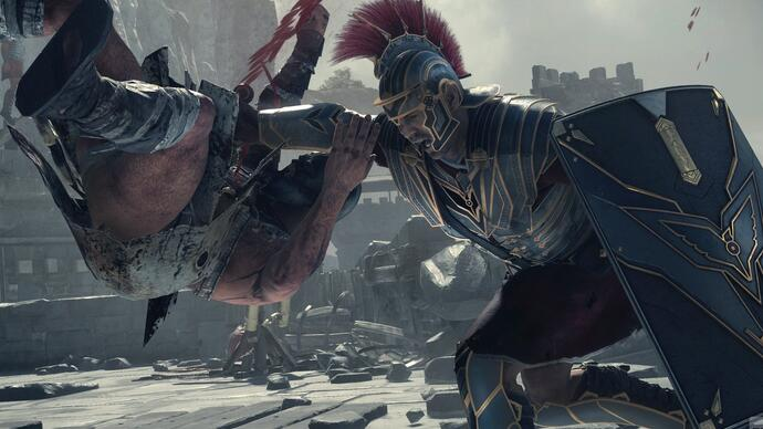 Ryse: Son of Rome PCAnmeldelse