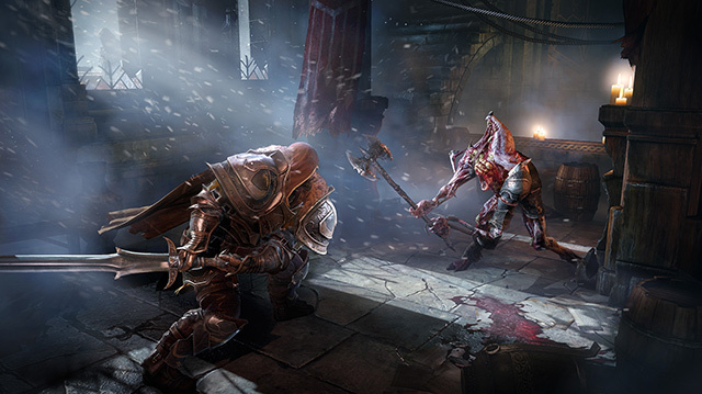Lords of the Fallen: A Dark Souls That Doesn't Hate You?