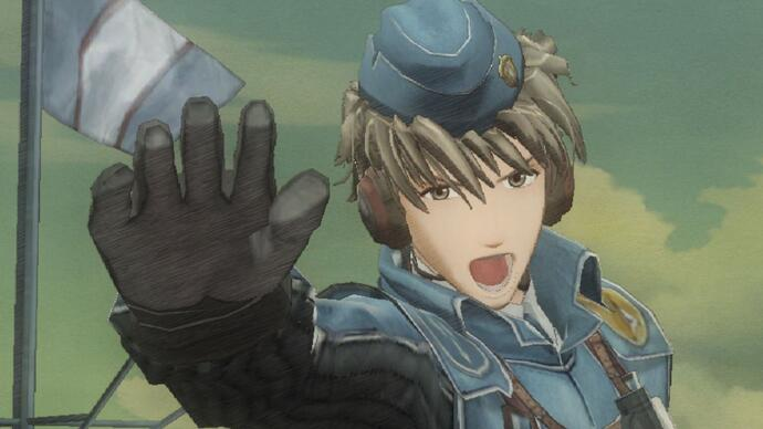 Sega role-player Valkyria Chronicles announced for PC