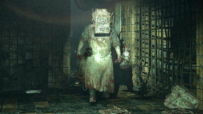 The Evil Within PC update lets you get rid of the letterbox black bars