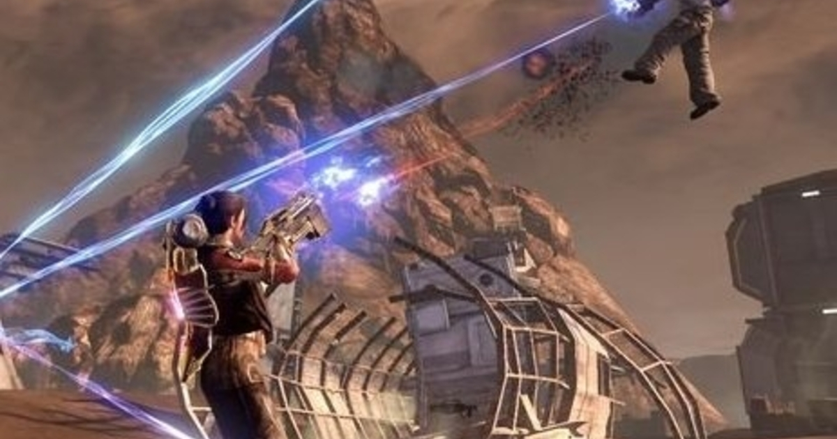 Games with Gold's November offerings include Red Faction ...