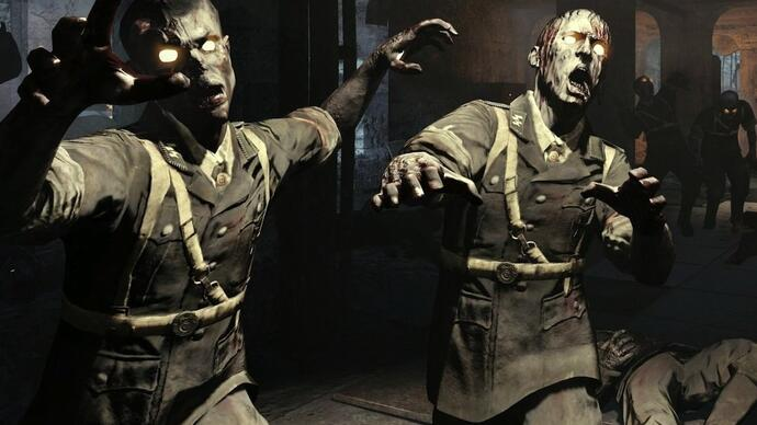 Leaked Call of Duty: Advanced Warfare trailer reveals zombies mode