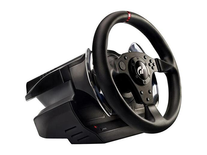 What's the deal with steering wheels for PS4 and Xbox One