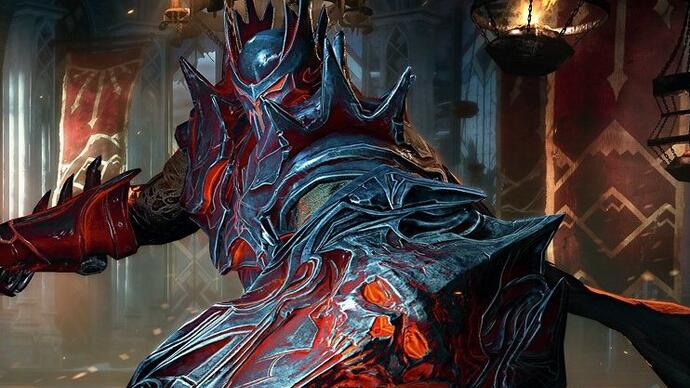Lords of the Fallen: Ancient Labyrinth DLC announced