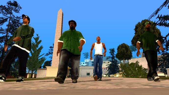 GTA: San Andreas Steam update removes songs, breaks some save files