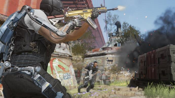 Call of Duty: Advanced Warfare connectivity patch hits PC