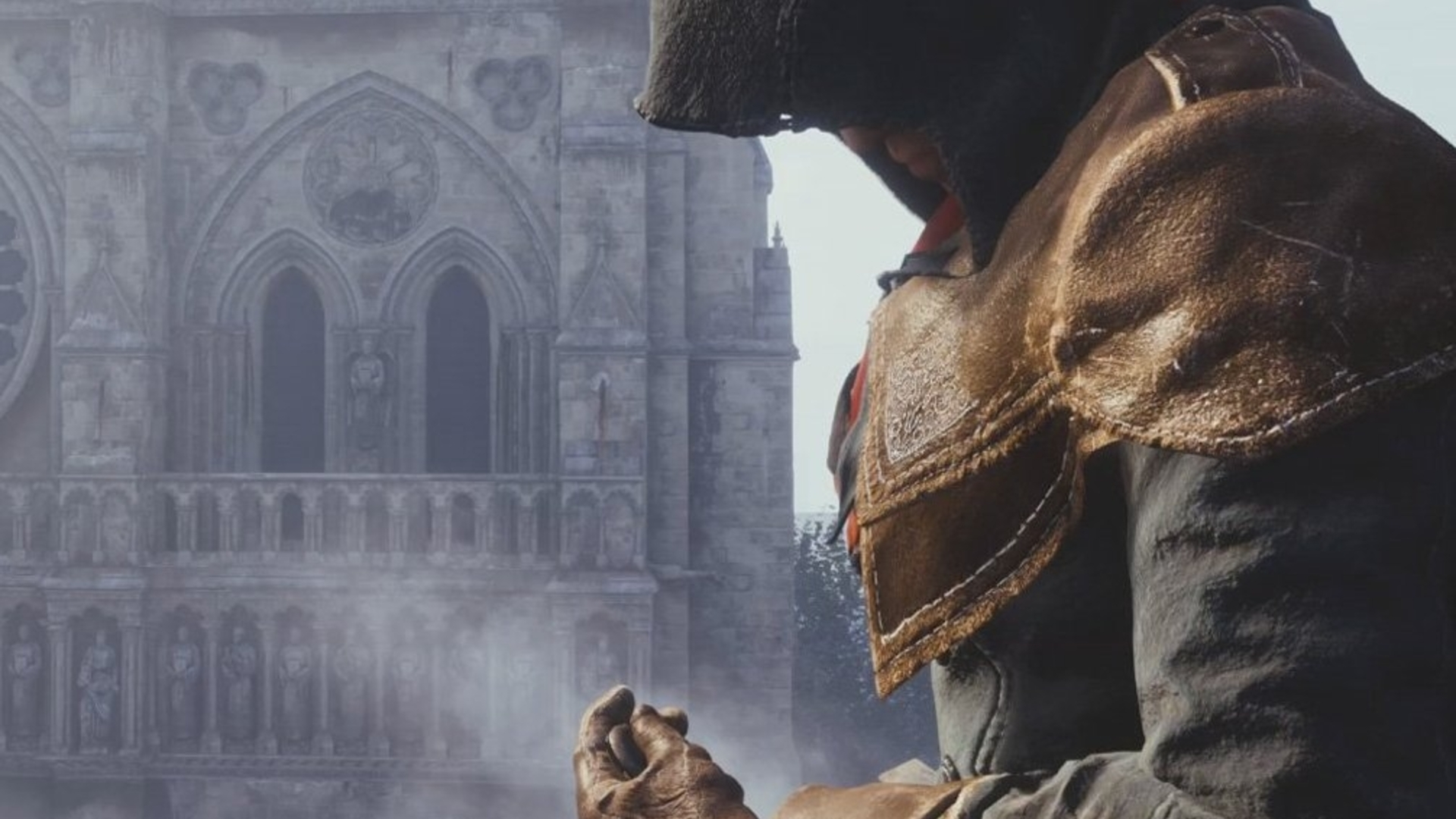 One of Assassin's Creed Unity's time rift levels
