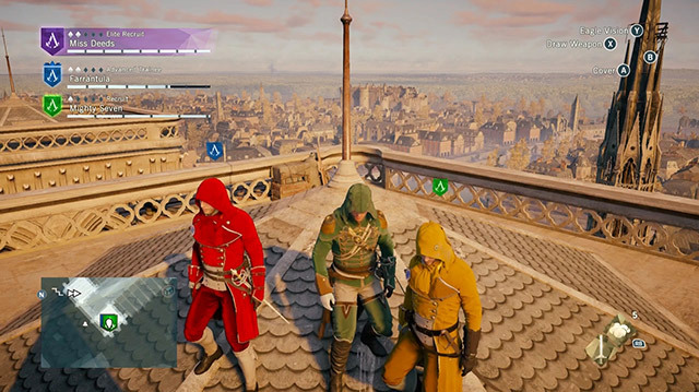 Assassin's Creed: Unity Co-op Is Fun When It Works