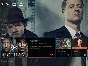 PlayStation Vue is a new cloud-based TV service for PS4 and