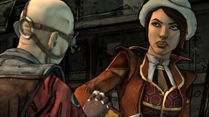 Watch Tales From the Borderlands' first in-game trailer