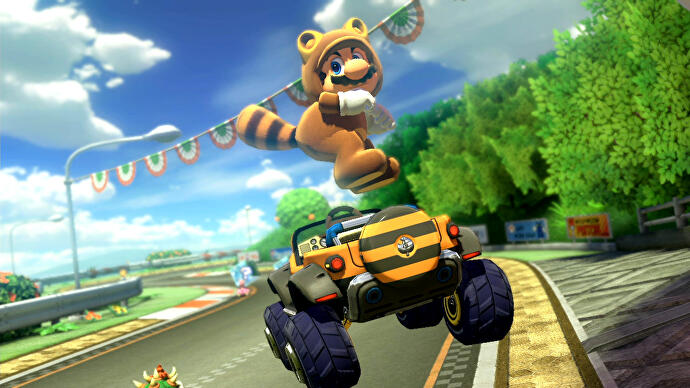 Mario Kart 8 DLC Pack One review