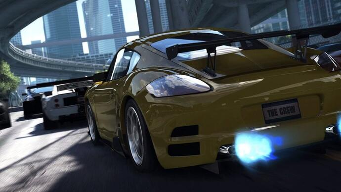 The Crew open beta goes live next week