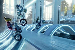 Trials Fusion update adds ability to form teams