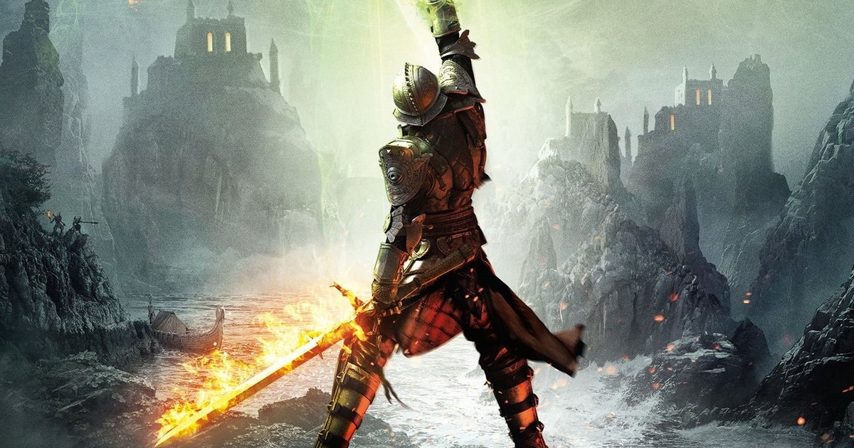 dragon age inquisition ps4 gameplay 1080p resolution