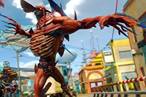 Sunset Overdrive free for all Xbox Live subscribers tomorrow