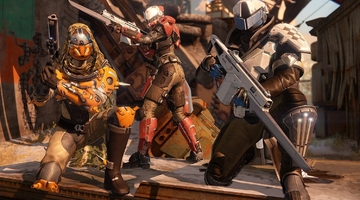 "Bungie: ""The launch of Destiny was the starting line"""