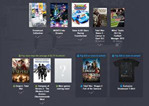 Humble Sega Bundle offers Company of Heroes 2 and the Dreamcast