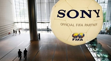 Sony backs away from FIFA sponsorship