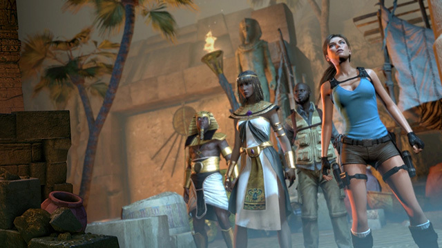 Let's Play: Lara Croft and the Temple of Osiris on Xbox One