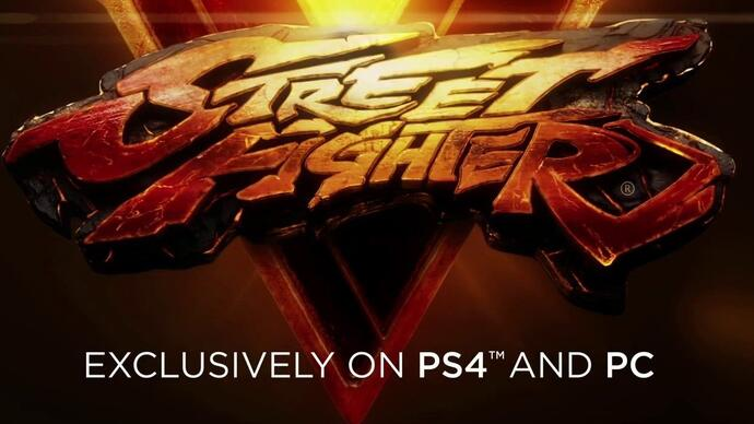 Street Fighter 5 exclusive to PC and PS4