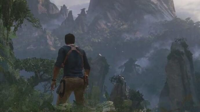 Uncharted 4 gameplay revealed in 15-minutevideo