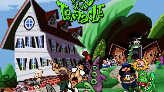 Day of the Tentacle: Special Edition announced for PlayStation andPC