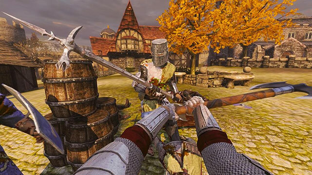 Chivalry: Medieval Warfare is Bloody, Hilarious on Xbox 360