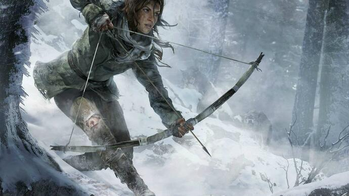 Square Enix confirms Microsoft will publish Rise of the Tomb Raider