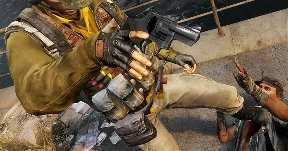 New The Last Of Us PSPS DLC Brings Banderas GIF Gesture Guns - The last of us new maps