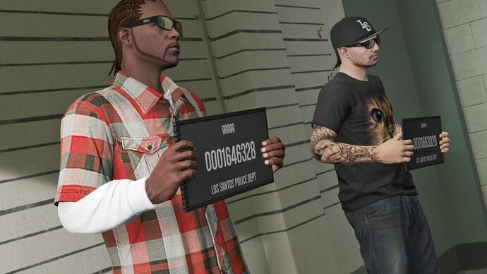 Grand Theft Auto Onlinereview