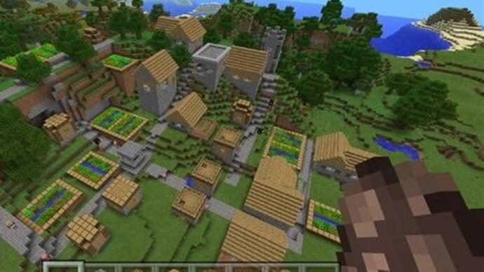 Minecraft: Pocket Edition launches on Windows Phone