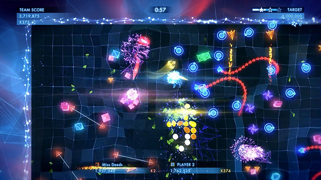 Let's Play: Geometry Wars 3 Dimensions on Xbox One