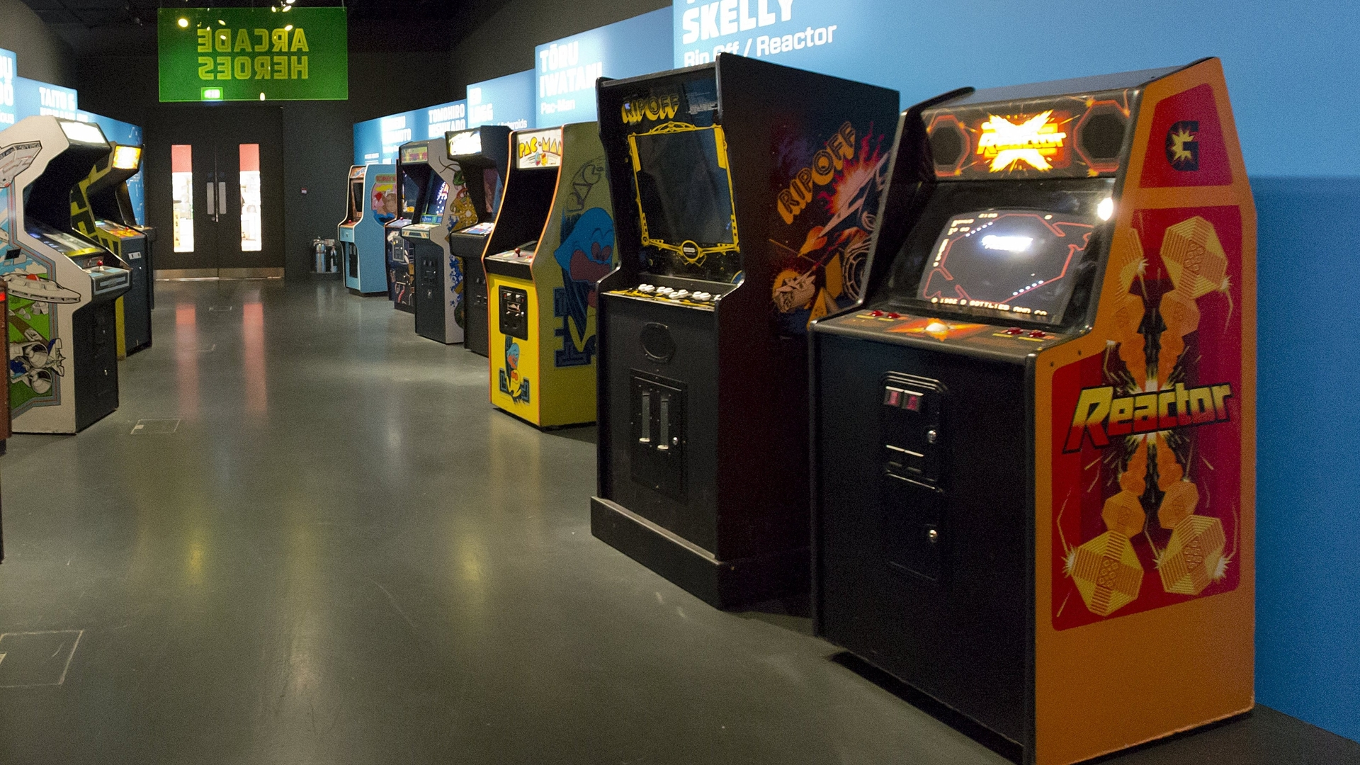 Sprites at the museum: Game Masters profiles gaming's greatest creators