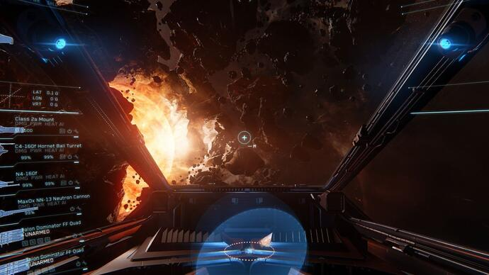 Star Citizen progress continues with Arena Commander 1.0 launch