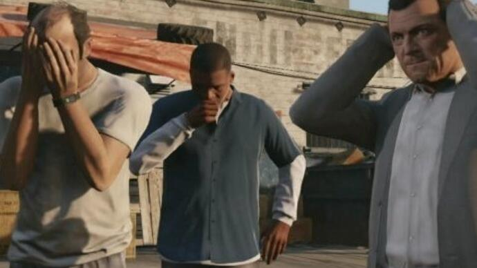 Disponibile la patch 1.06 per Grand Theft Auto 5