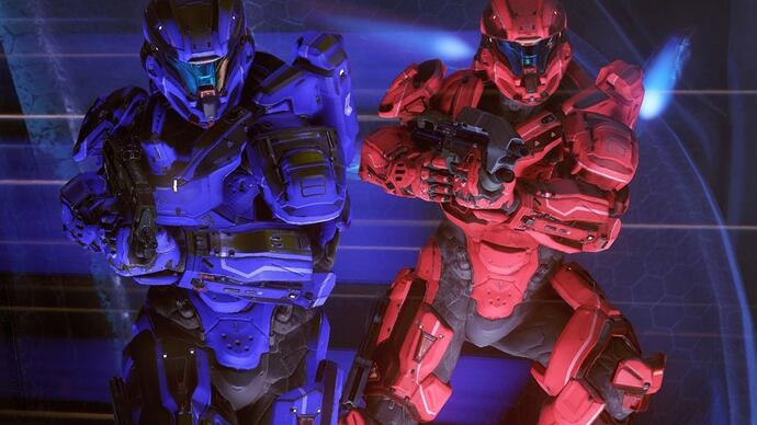 Digital Foundry: Hands-on with the Halo 5beta