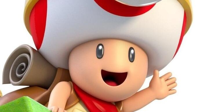 Wii U-exclusive Captain Toad enters UK chart in 16th