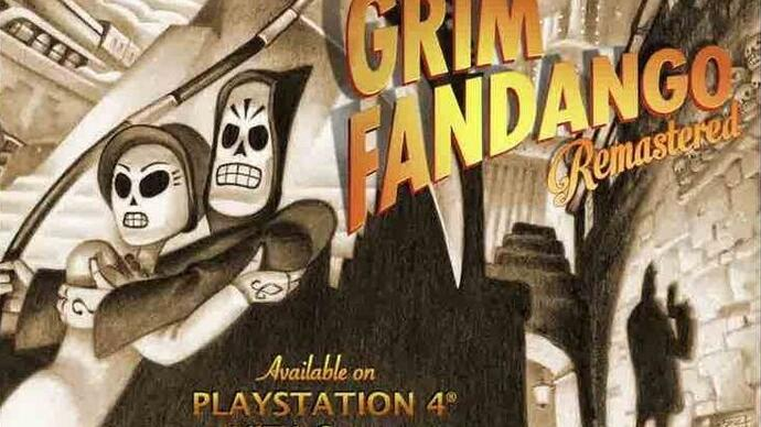 Nuevo making of de Grim Fandango Remastered