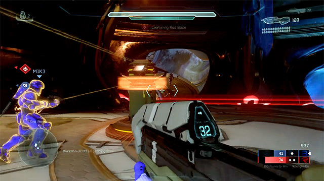 Halo 5's Rocket Launcher is Key in New Multiplayer Mode Strongholds