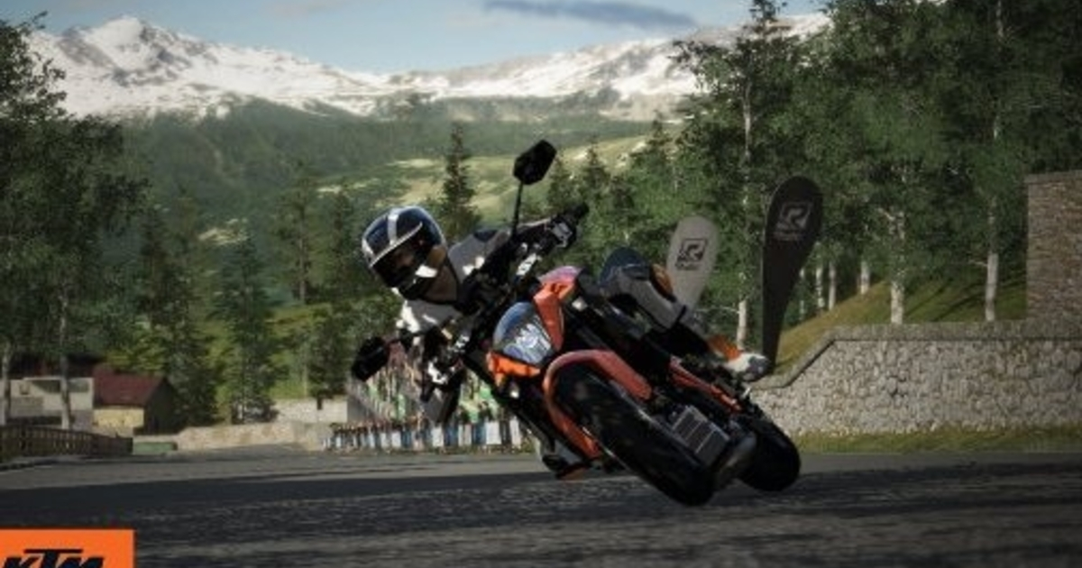 Motorcycling game Ride release date revealed • Eurogamer.net