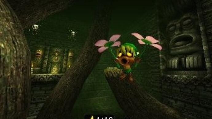 The Legend Of Zelda: Majora's Mask 3D si mostra in un nuovo video gameplay