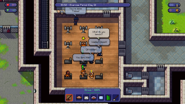 Let's Escape Prison in The Escapists on Xbox One