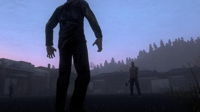 At launch, H1Z1 is a poor imitation ofDayZ